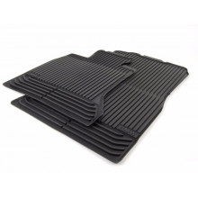 All-weather floor mat, front