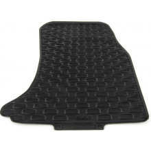 Floor mats, all-weather front