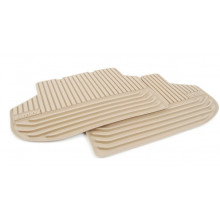 All-weather floor mat, rear